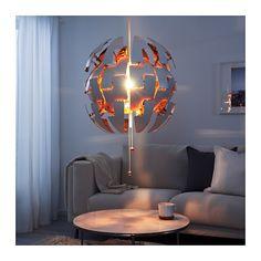 IKEA PS 2014 Hanglamp, wit, koperkleur wit/koperkleur 52 cm