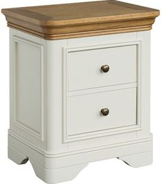 Our gorgeous painted collection Loire is a fabulous range of French inspired furniture for the bedroom This collection embodies a traditional design Bedside Cabinet, Nightstand, Home Collections, Traditional Design, Bedroom Furniture, Drawers, Range, Inspiration, French
