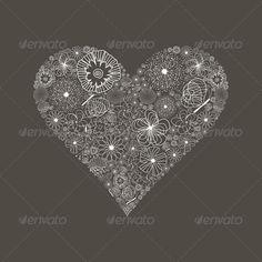 Wedding heart6