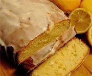 Pane di limone e ciliegie alla Zezi