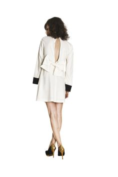Stella dress, available at www.aliciatomzak.com