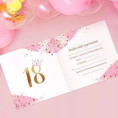 Birthday, Pink, 18th, Products, Invitations, Birthdays, Pink Hair, Dirt Bike Birthday, Roses