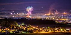 Solothurn celebrates the national day of Switzerland.  Website Facebook…