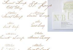 Logo studies  http://st-loup.com