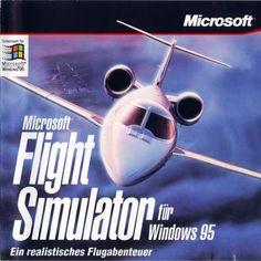 Microsoft Flight Simulator for Windows 95 released in 1996