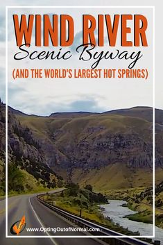 This hidden gem in Wyoming was such an amazing surprise. Driving North we ended at the World's Larg Travel Usa, Vacation Travel, Canada Travel, Wyoming Vacation, Travel Tips, Tennessee Vacation, Alaska Travel, Travel Ideas, Family Travel