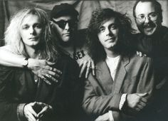 """Cheap Trick-Google Images...Saw them back in '98...Mr. Zander decided that I needed one of Rick Nielsen's guitar picks--right between my BREASTS!! He gave me a naughty grin when he saw that I """"received"""" his gift...A great band and amazing live..."""