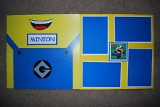 minion scrapbook layouts - Google Search
