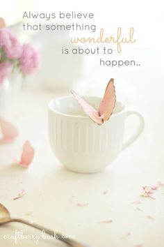 How to make a  Butterfly Tea Bag Tag