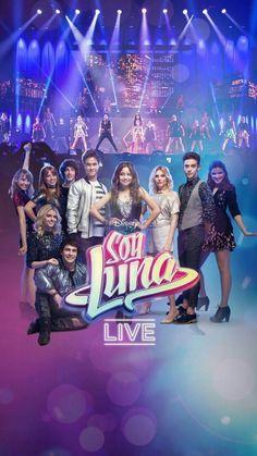 Foto promocional de sou luna o show