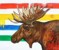 Honora Canyon is the home of art by Michael Bruneau. Find original paintings, prints, wearables, as well as a curated selection of goods. Photo Proof, Hudson Bay, Landscape Prints, Pigment Ink, Ink Art, All Print, Backdrops, Moose Art, Original Paintings