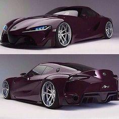 Toyota FT1!
