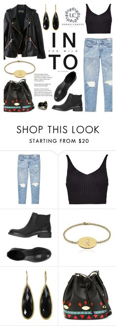 """""""Into the Wild ~ Rocker Style"""" by alexandrazeres ❤ liked on Polyvore featuring rag & bone, Boohoo, ESPRIT, Luv Aj, Les Petits Joueurs, Leather, jewelry, rockerchic, rockerstyle and urbancarats"""
