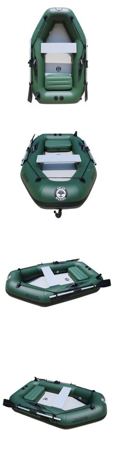 Inflatables 87090: 7.5Ft Inflatable Boat Inflatable Dinghy Boat Yacht Tender Fishing Raft+Alloy Oar -> BUY IT NOW ONLY: $210.29 on eBay!