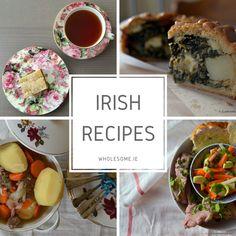 Rare Aul' Irish Recipes for 2017