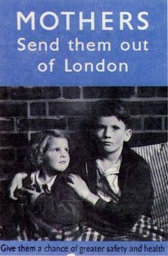 WW2 children evacuees - Google Search