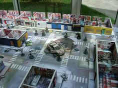 3D boards for Zombicide - Page1
