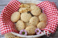 Di gotuje: Sezamowe ciasteczka szczęścia
