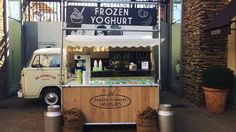 Foodtruck, foodtrucks, ice-cream, ijs, ijsjes, schepijs, frozen yoghurt, frozen yogurt.