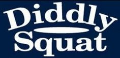 Southern Saying: I don't know diddly squat