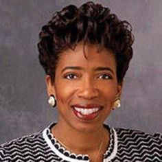 """Carla Harris, a senior client advisor at Morgan Stanley. """"Women business leaders need to be boldly authentic"""""""