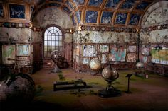 amazing. would spend hours in here, even in its current state of decay