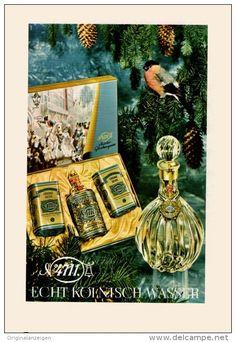 Werbung - Original-Werbung/Inserat/ Anzeige 1967 1/1-SEITE - 4711 - ca. 250 X 160 mm