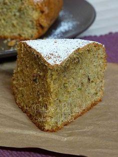 torta al pistacchio senza burro