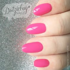 Soigne 'Mousse Aux Framboises'  www.facebook.com/daiziebugnails  https://daiziebugnails.wordpress.com https://www.instagram.com/daiziebug_nails #pinknails #brightnails #soigne #botanical