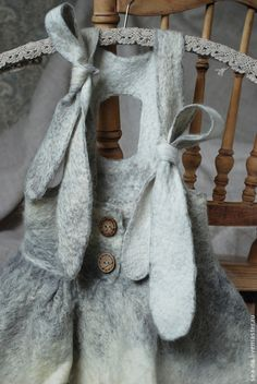Meisjes kleding, handgemaakt.  Gourmand van de Winter skazki- vervolgd ... Svetlana Vronsky.  Shop Online Fair Masters.  Natvilten