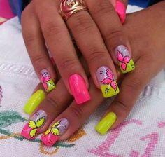 Decoración de uñas - Uñas decoradas - Diseño de uñas con gel 2014 ...
