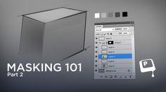 Digital Painting - Masking 101 pt.2 on Vimeo