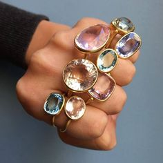 About the extent of rings I would wear if I could. (And if I had these rings.) http://amzn.to/2srQEmp