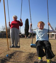 swinging is for everyone