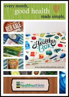 Monthly subscription boxes of nutrition and lifestyle products coming soon...