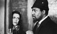 Nica Rothschild (aka Baroness Pannonica de Koenigswarter) and Thelonious Monk at New York's Five Spot jazz club in 1964. Photograph: Ben Martin (Getty Images)