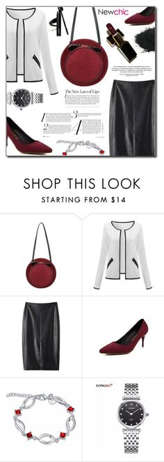 """Newchic *13"" by fashion-pol ❤ liked on Polyvore featuring plus size clothing"