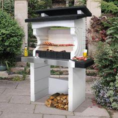 Construire Un Barbecue En Siporex   Recherche Google