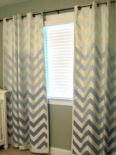 Bye Bye, Boring Shades -- 10 Gorgeous DIY Window Treatments
