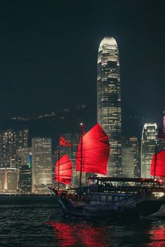 Victoria Harbour, Hong Kong. Hong Kong has the best skyline