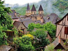 Una ruta por los encantadores rincones de Midi-Pyrénées al sur de Francia