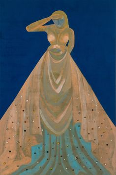 Francesco Clemente The Artificial Princess by mixed media/canvas This is a new favorite of mine. Top 3 of Clemente works Kunst Online, Italian Artist, Mixed Media Canvas, Contemporary Paintings, Beautiful Paintings, Museum, Cool Art, Illustration Art, Paladin