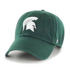 brand new 7a065 70838 Michigan State Spartans 47 Brand NCAA Strapback Adjustable Dad Cap Hat  Clean Up