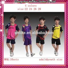 f43e652dd Hot sell kids training shirt and shorts best quality youth football jersey  uniform custom club team