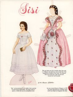 SISI Future Queen of Hungary {She was Elizabeth, the Empress of Austria} by Brenda Sneathen 1990
