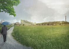 BIG designs 79 & Park residential development for Stockholm
