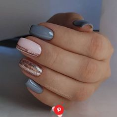 new nail polish design nails magazine nail art salon manicure nail designs cnd nails nail art equipm - Easy Nail Designs 💅 Nail Art Designs 2016, Manicure Nail Designs, Simple Nail Art Designs, Fall Nail Designs, Gel Nail Polish Designs, Nails Design, Manicure Ideas, Manicure And Pedicure, Nail Art Salon
