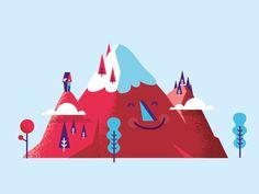 Mr. Mountain by Patswerk
