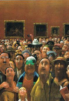 Gerhard Glück. Mona Lisa