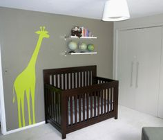 Maybe one day we can actually convert the extra bedroom to a chic nursery!